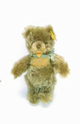 STEIFF  Bear Germany button  WITH  tag  RARE  VINTAGE 0300/18