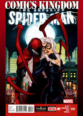The Superior Spider-Man #20 VF/NM