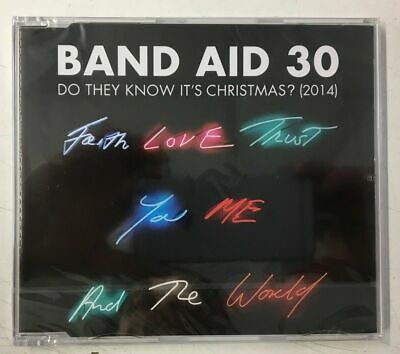 Band Aid- Do They Know It's Christmas?