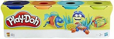 Play-Doh 14073 Assortment Colour Classic Tubs (Pack of 4)