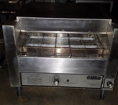 Holman Conveyor Oven Model # B714H - Stainless Steel 120 Volts