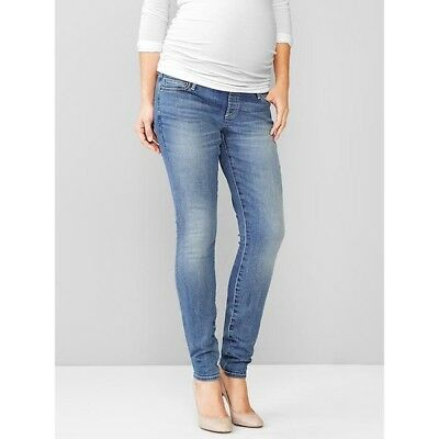 GAP maternity resolution true skinny jeans size 4R