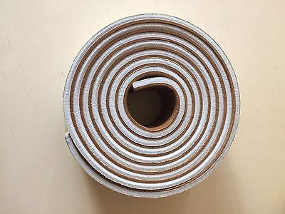 Marine Flooring EVA Foam Edging Stripe 3M Self Adhesive Light-Brown-Beige Stripe