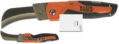 Klein Tools 44218 Cable Skinning Utility Knife With Replaceable Blade