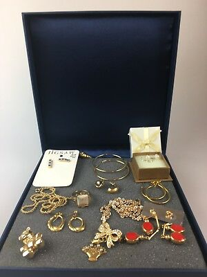 Fashion Jewellery - Earrings, Necklaces, Ring, Brooches In Presentation Box