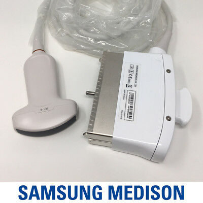 Medison SC1-6 Convex Probe - Samsung Curved Transducer 1-6MHz for Abdomen