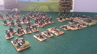 20mm (1/72) WW2 PRO PAINTED Rapid Fire American Airbourne Wargame Figures