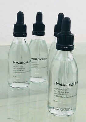Hyaluron Serum / Hyaluronsäure / Anti Aging Serum  / Anti Faltenserum