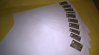 20 x Australia Post Regular Prepaid Envelopes C4 - FREE POSTAGE》