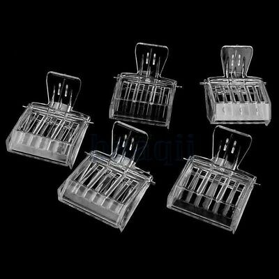 5pc l'apiculture clip Queen Bee catcher captures cage piège Apiculteur Outil BA