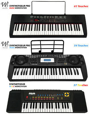 bontempi gt 709 electronic keyboard system eur 39 43 picclick it. Black Bedroom Furniture Sets. Home Design Ideas