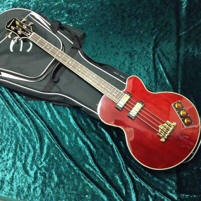 Epiphone Allen Woody signature Electric Bass Guitar Vintage Excellent+++ Used