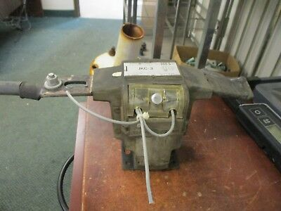GE Type JKC-3 Current Transformer 753X02G12 Ratio 300:5A 60KV BIL 25-400Hz Used