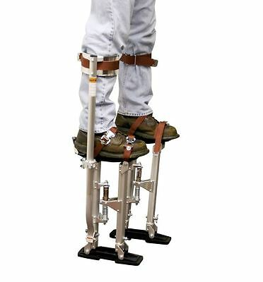 Drywall Stilts For Adults Aluminum Paint Ladder Ceiling Installation Heavy Duty