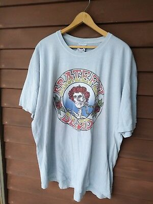 vintage grateful dead t shirt xl 80s