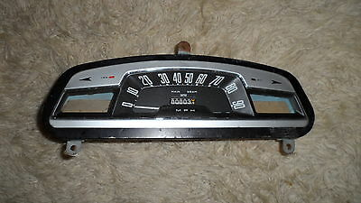 Vintage Mileage Clocks, Mileage Showing 3 miles, 90MPH,
