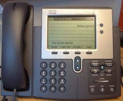 Cisco IP Phone CP-7941G + Netzteil / Power Supply
