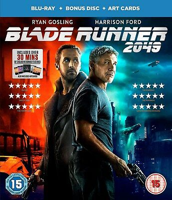 Blade Runner 2049 (with Art Cards (Limited Edition)) [Blu-ray]