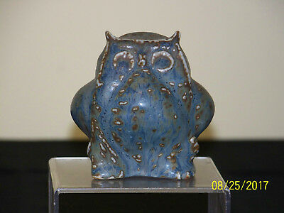 Rorstrand Carl Harry Stalhane Sweden Original Mid Century Art Pottery Owl