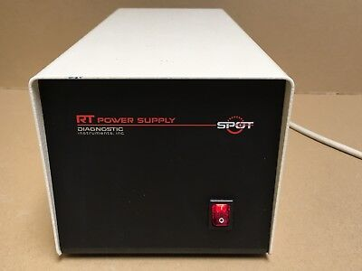 Diagnostic Instruments RT Power Supply Spot Model Sp402-115