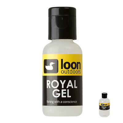 Loon Outdoors Royal Gel Floatant Fly Fishing Iridescent Temperature Stable