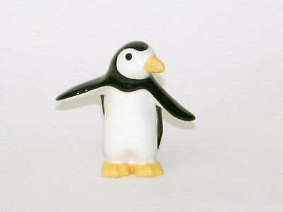 "Wade Porcelain Figurines-""penguin""-2003--Limited Edition Of 150-C&s Collectables"