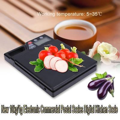 10kg/1g LCD Digital Electronic Kitchen Food Diet Postal Scale Weight Balance