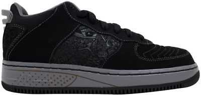 NIKE AJF 20 Low Air Jordan Force Black Light Graphite-White 332131 ... d78042bf2
