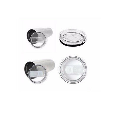 For 20 / 30 Oz Spill And Splash Resistant Lid With Slider Closure Cover Shell