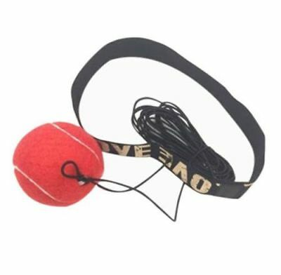 Speed Boxer Reflex Training Ball Headband