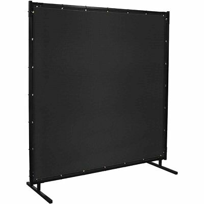 Steiner 536HD-4X6 Protect-O-Screen HD Welding Screen with 13-Ounce Vinyl Black,