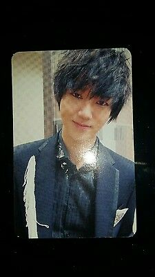Super Junior Yesung Mr. simple official photocard Card kpop k-pop  u.s seller