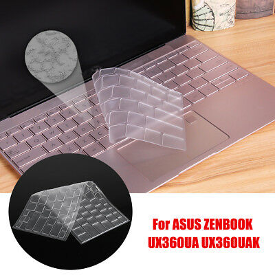 Laptop Keyboard Film Protector Cover Skin For ASUS ZENBOOK UX360UA UX360UAK