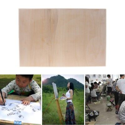 A3 Size Wooden Sketching Drawing Board Art Painting Table Sketchpad Palette 8 K