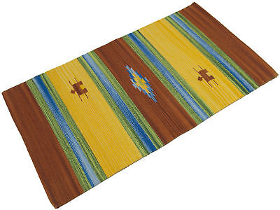 90X50 CM Autentik Kilim Kelem Original Hand Made Classic STYL - EASY TO CLEAN