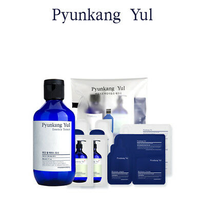 Pyunkang Yul Essence Toner (100ml) Pouch Set (with three set of samples)