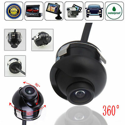 HD 360 Degree Rotatable Sony CCD Car Front/Side/Rear View Camera Multifunction