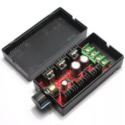 XY-L-1240 DC Motor Speed Controller Variable Speed capability for DC motor WF3