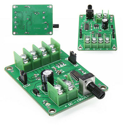 DC 5V-12V Brushless Motor Controller Hall Balanced Car Driver Board New er4
