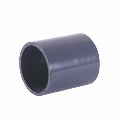 Metric to Imperial Adaptor Socket for PVC Pressure Pipe. Solvent Weld. Inch : mm