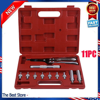 Car Vehicles Valve Stem Oil Seal Seating Pliers Remover Installer Tool Kit OY