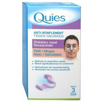 Dilatateur Nasal Anti-Ronflement Quies