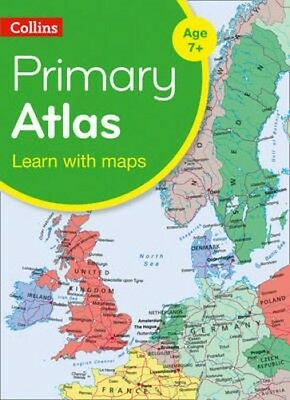 Collins Primary Atlas | Collins Maps
