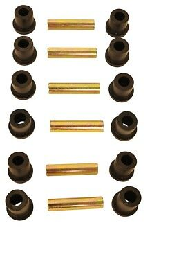 Ezgo Txt Bushings & Sleeves For Rear Leaf Springs & Shackles / Rear Suspension