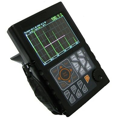 Advanced Ultrasonic Flaw Detector + Software, Easy to Use! Fast! Accurate!
