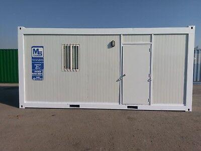 20' Office Container, Shipping Storage Containers (Hanford)