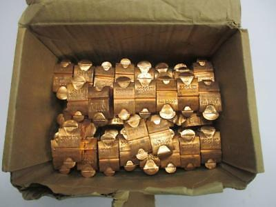 Eaton Copper Squeezon Connection 308-82 (Lot of 50)