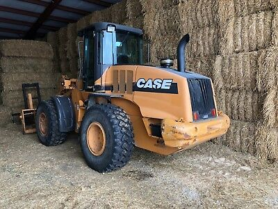 Case 621Exr Articulating Wheel Loader  Pay Loader
