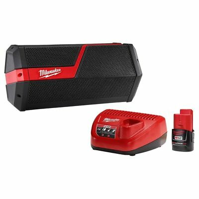 Milwaukee 2891-21P M18 / M12 Wireless Jobsite Speaker - NEW!!!