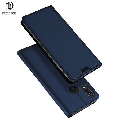 For Huawei Honor 10i Nova 4 3 Case DUX DD PU Leather Magnetic Flip Wallet Cover
